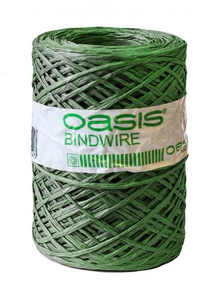 Oasis Bindedraht 205m grün