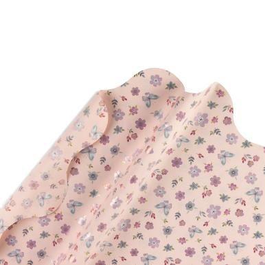 Rondella 40cm Wax rosa (50 Stück)