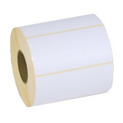 Etikett 100x50 weiß 1000 Stück