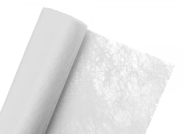 Sizoflor 60cm 25m weiß 0012