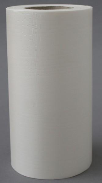 Kranzband Moire 125mm 25m natur