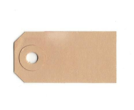 Label Etiketten 30x60 No.1/2 1000 Stück