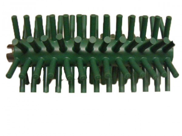 Bürste Olimex eom/dom (1) grün weich 2 Stück