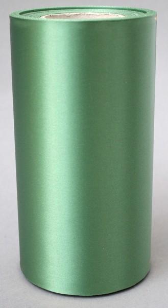 Kranzband Supersatin 200mm 25m grasgrün