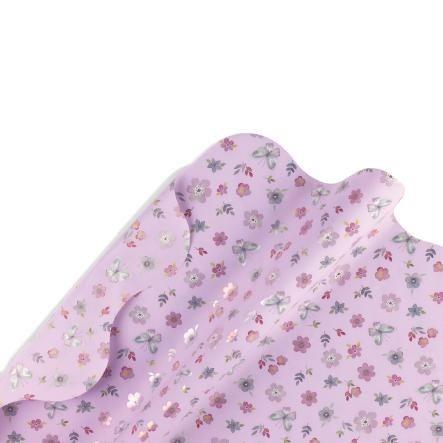 Rondella 40cm Wax lila (50 Stück)