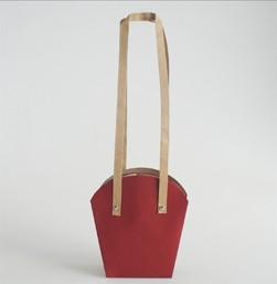 Tasche Papella rot (10 Stück)
