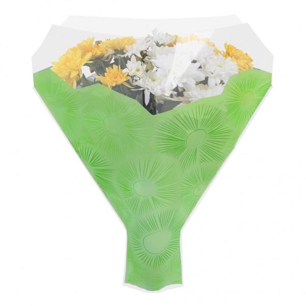 Blumentüten 52/44/12 Cleome grün (50 Stück)