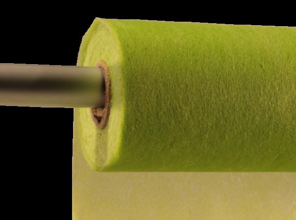 Decofleece 60cm/25m hellgrün PMS368