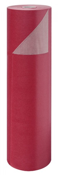 Blumenpapier Rolle 60cm 50g Braun Kraft rosa 12kg