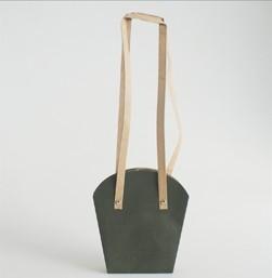 Tasche Papella dunkelgrün (10 Stück)