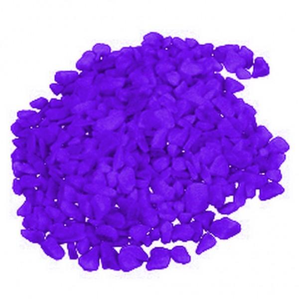 Dekosteine 4-6mm lila (5kg)