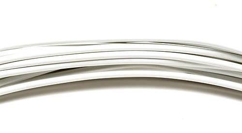 Aluminiumdraht 2,0mm weiß 100g/12m