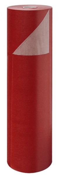 Blumenpapier Rolle 60cm 50g Braun Kraft bordeaux 12kg