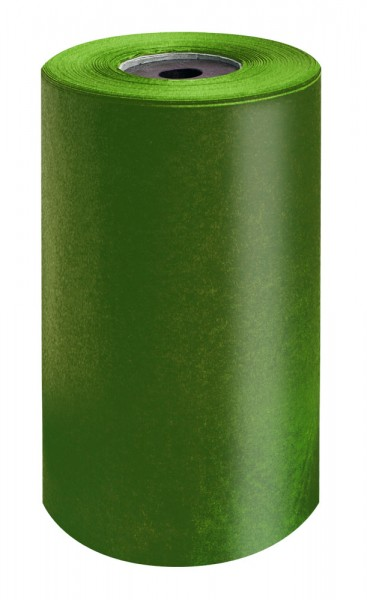 Brillant-Perlschutz Manschettenpapier 25cm/200m lodengrün