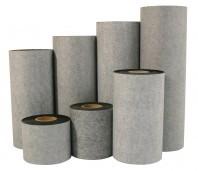 Prägepapier 150mm 50m schwarz