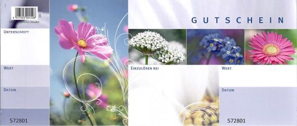 Gutscheine Blumenwiese (50 Stück)