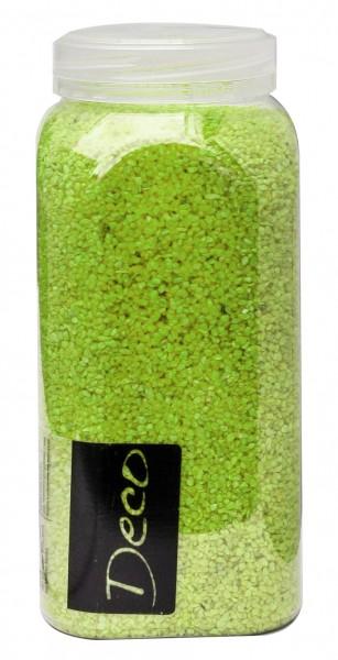 Granulat fein 1K apfelgrün (740ml)