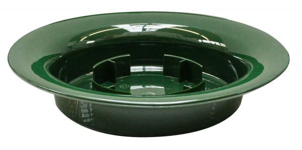 Steckschale Miniboutique 190mm grün (17 Stück)