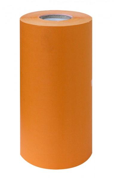Manschettenpapier 25cm/200m weiß/orange 38g