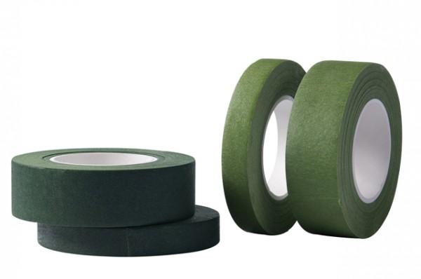 Flowertape 13mm 2 Rollen dunkelgrün