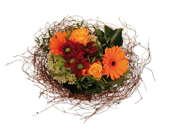 Bouquethalter Salim natur 15cm 100 Stück