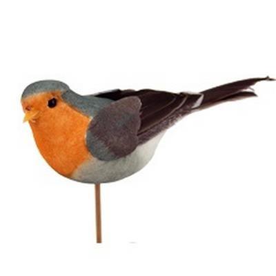 Beistecker Vogel Rotkehlchen (25 Stück)