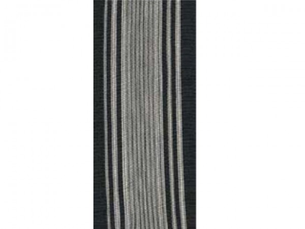 Florband 50mm 25m schwarz