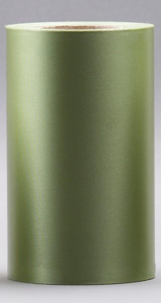 Kranzband Supersatin 125mm 25m hellgrün