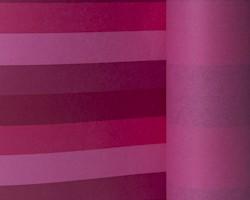 Manschettenpapier 25cm/100m Balken pink