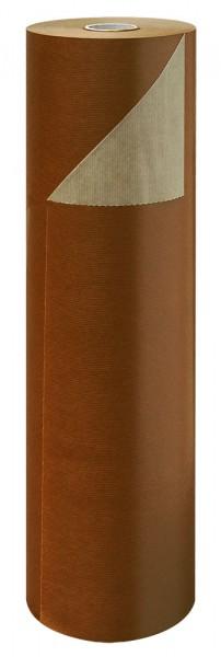 Blumenpapier Rolle 60cm 50g Braun Kraft choco 12kg