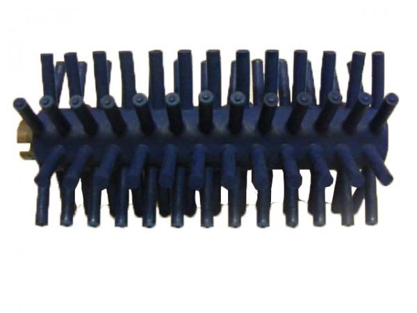 Bürste Olimex eom/dom (2) blau hart 2 Stück