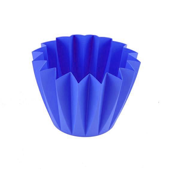 """Übertopf """"Adonis"""" 11cm Nachtblau à 20 Stück"""