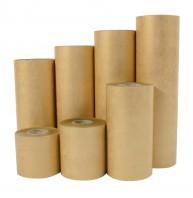 Prägepapier 170mm 50m goldbronze