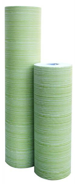 """Blumenpapier """"La Linea"""" lindgrün 50cm 30g (7kg)"""
