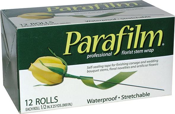 Flowertape Parafilm 26mm/23m grün