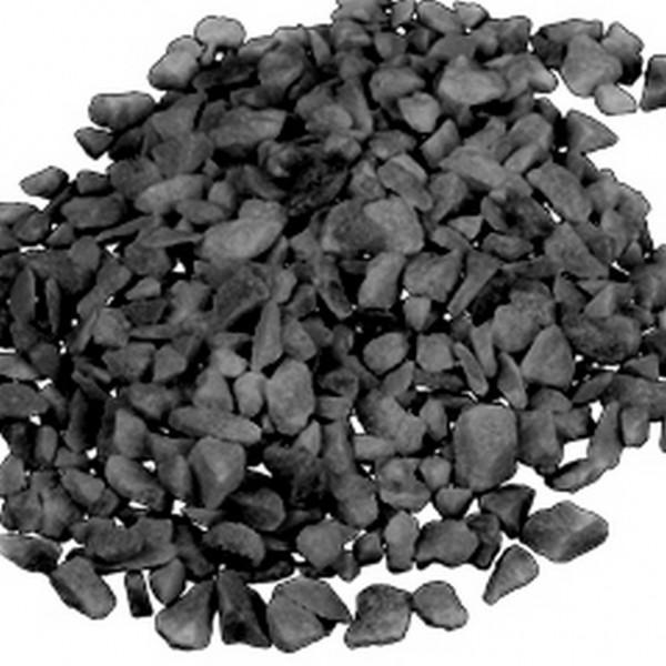 Dekosteine 4-6mm schwarz (5kg)