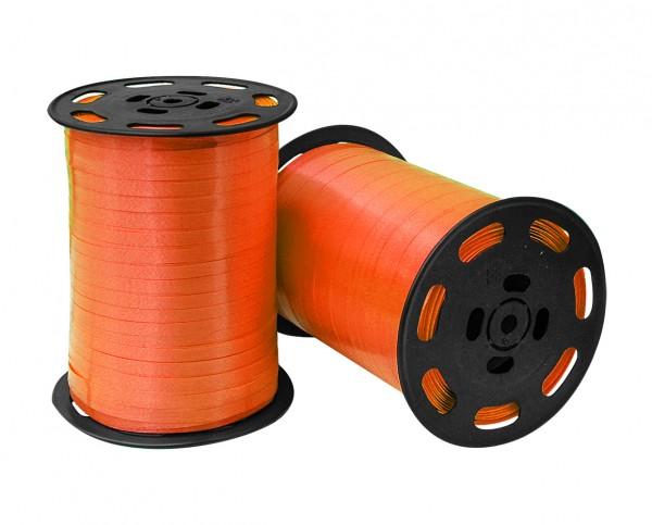 Kräuselband 4,8mmx500m 09 orange
