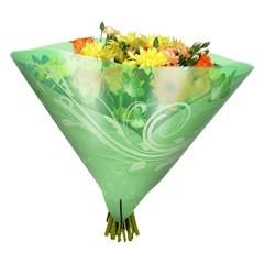 Blumentüten 35/35 Angelo Shade grün (50 Stück)