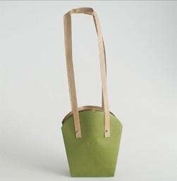 Tasche Papella hellgrün (10 Stück)