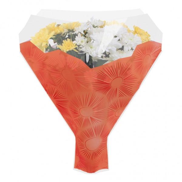 Blumentüten 52/44/12 Cleome rot (50 Stück)