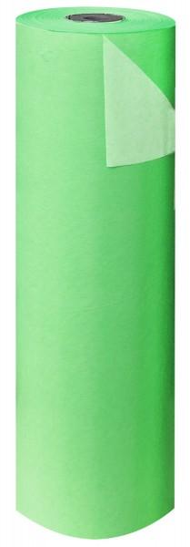 Blumenpapier Rolle 60cm 50g weisskraft apfelgrün-hellgrün (12kg)